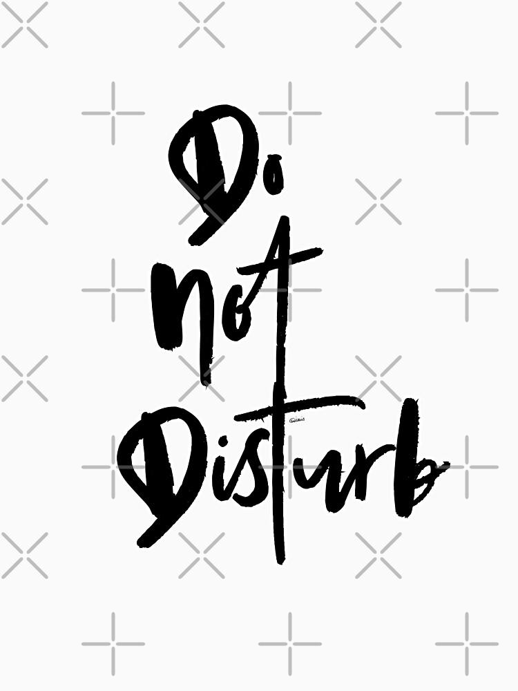 Do Not Disturb by raineofiris