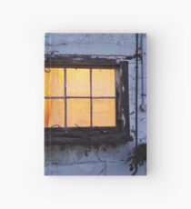 There's a light in the window Hardcover Journal