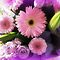 *Feature Page/Pink Bouquet - Gorgeous Flower Cards*