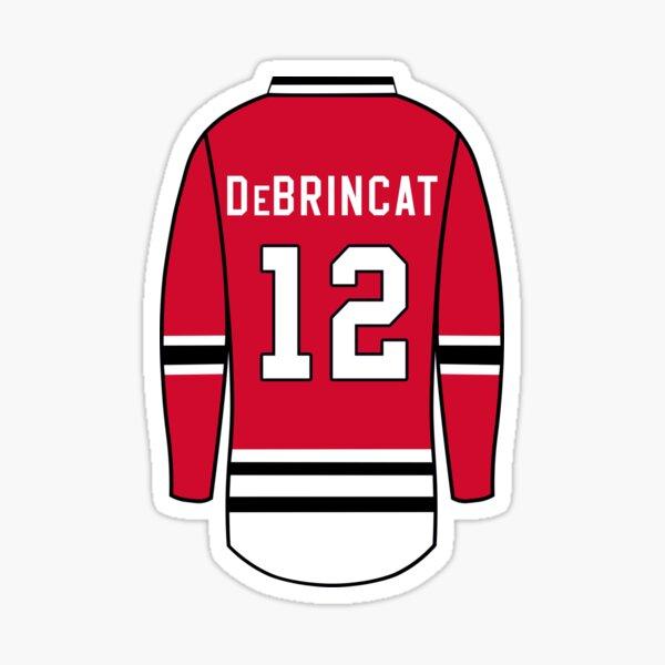 Alex DeBrincat Jersey Sticker