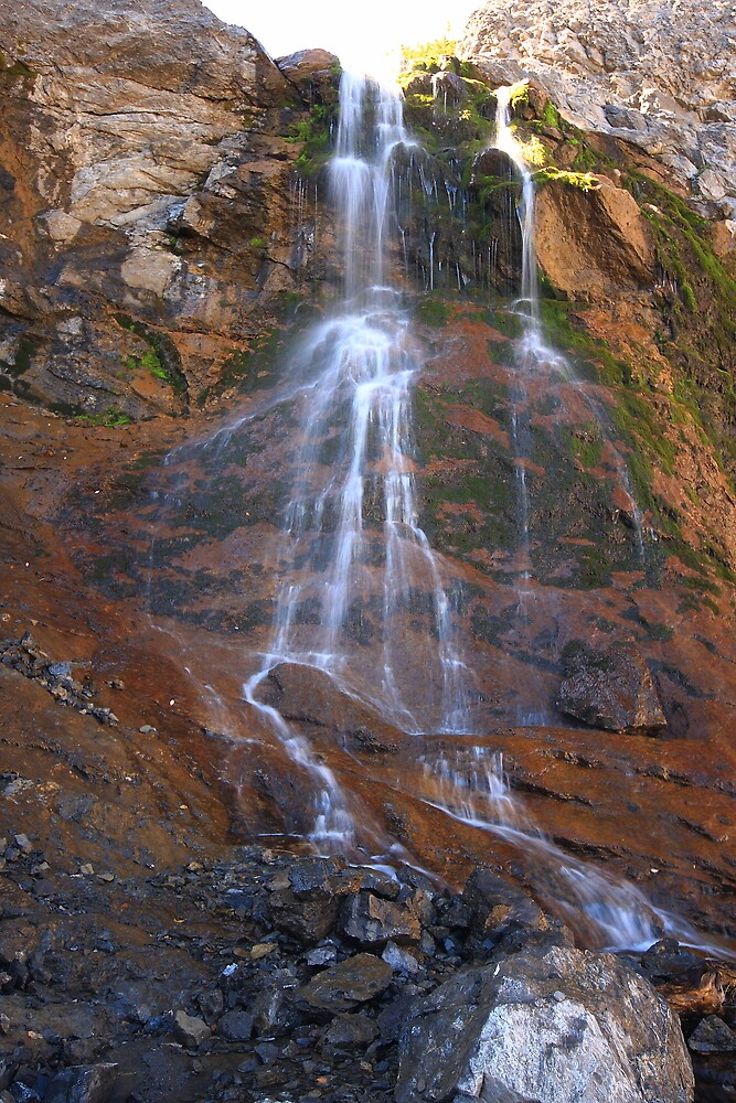 Water Veil  by Brian Parker