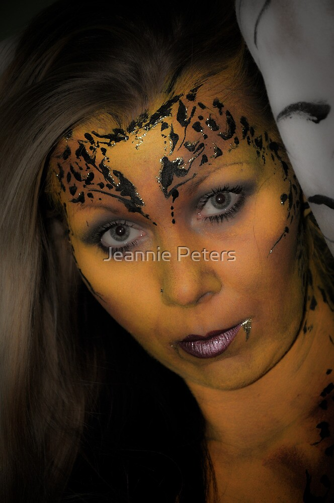 on the prowl by Jeannie Peters