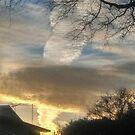 Lenticular Cloudscape by Laura Puglia