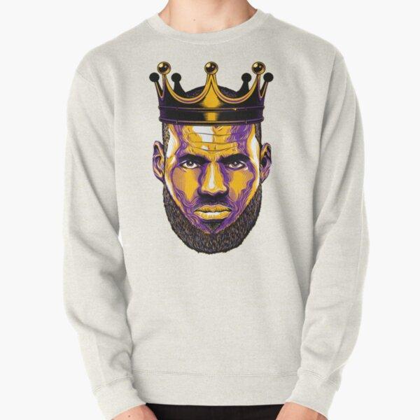 Lebron James lakers  Pullover Sweatshirt