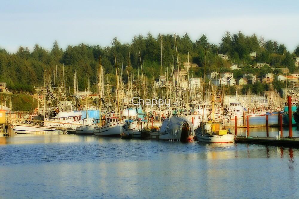 Fishing Fleet #1 by Chappy