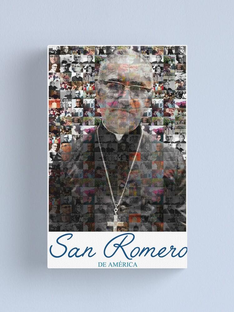Vista alternativa de Lienzo San Romero / Monseñor Oscar Arnulfo Romero