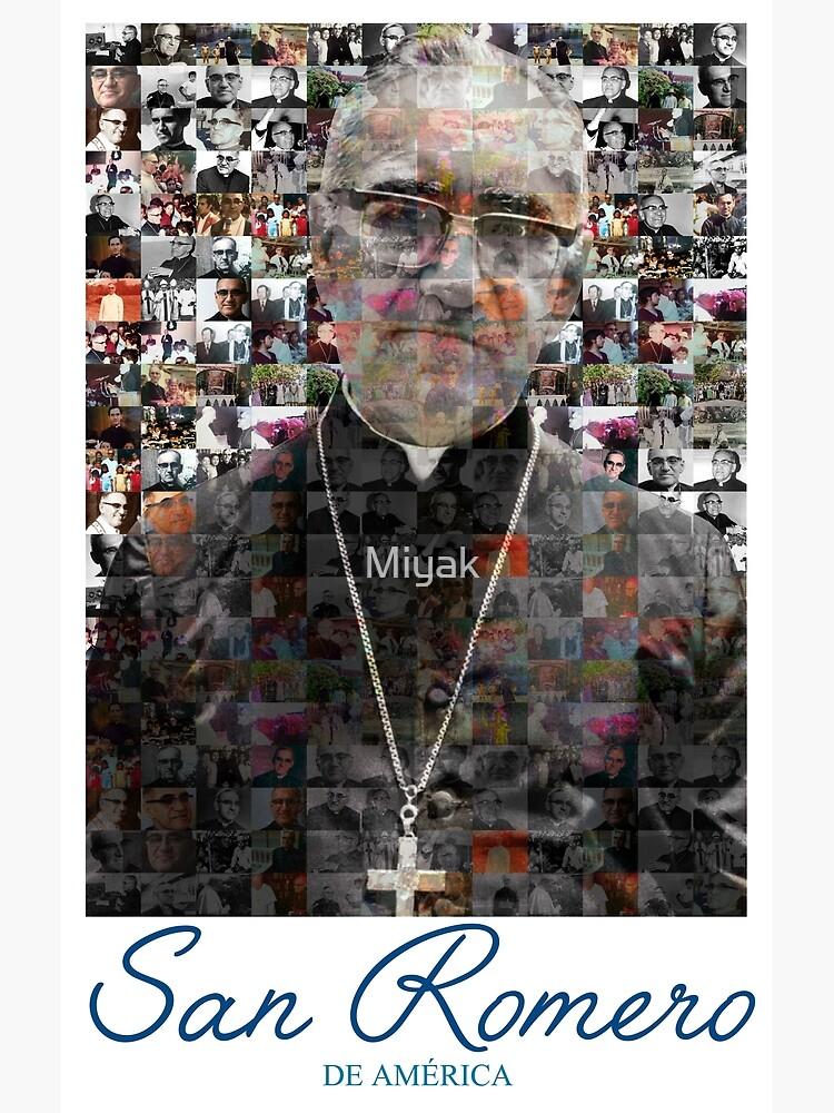 San Romero / Monseñor Oscar Arnulfo Romero de Miyak