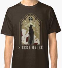 Sierra Madre Poster Design Classic T-Shirt