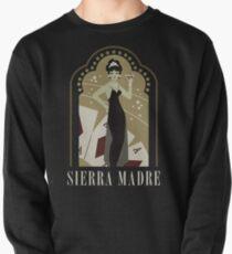 Sierra Madre Poster Design Pullover
