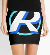 Dr. Light Logo Mini Skirt