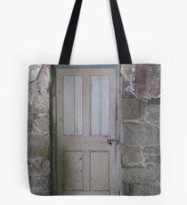 Old door - homestead - Greenvale Tote Bag