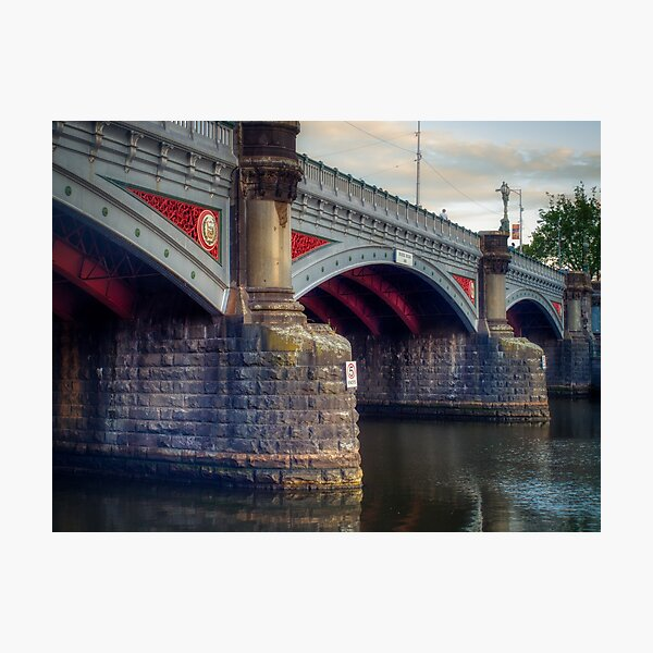 Princes Bridge Photographic Print