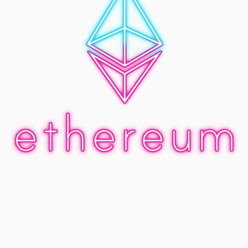 Ethereum crypto currency gift by LikeAPig