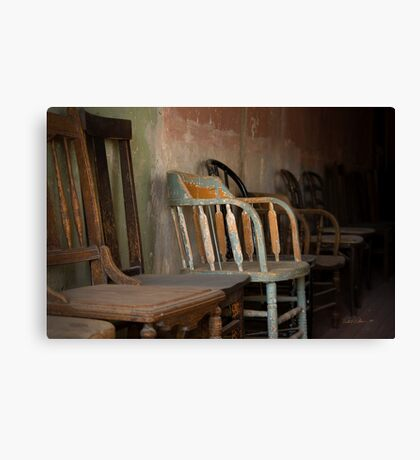 In Another Life - Another Time Canvas Print