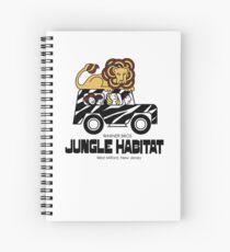 Jungle Habitat - West Milford, NJ Spiral Notebook
