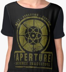 Aperture Science Chiffon Top