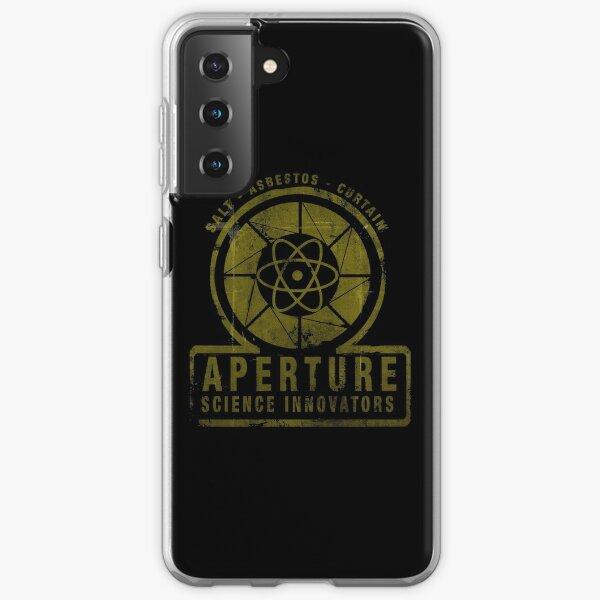 Aperture Science Samsung Galaxy Soft Case
