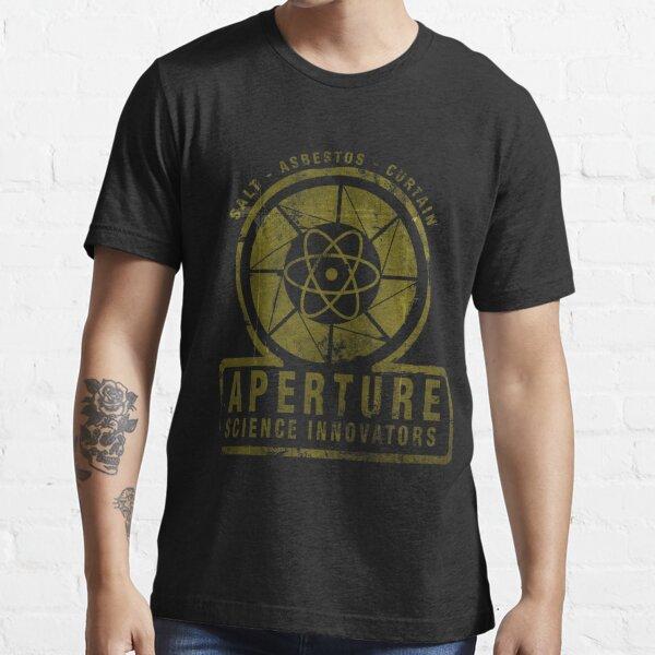 Science Aperture T-shirt essentiel