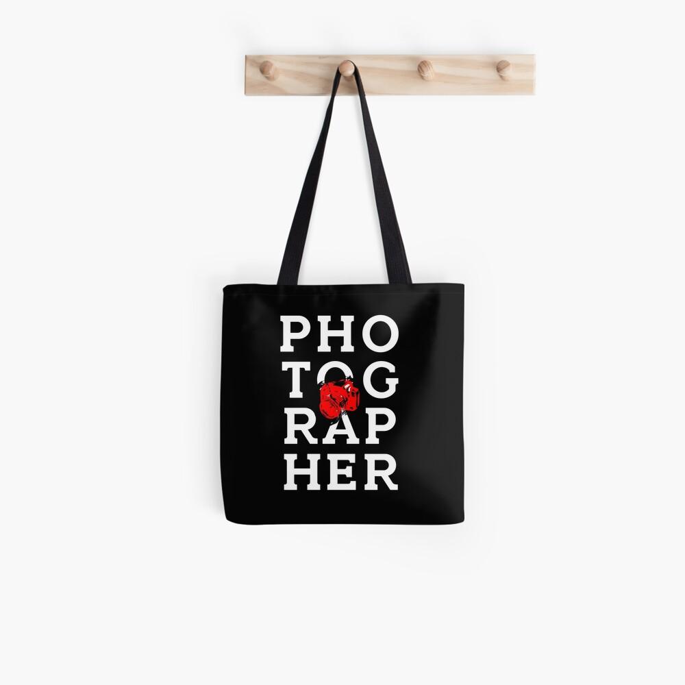 Photographer - Photographer Tote Bag