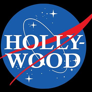 Nasa Hollywood Logo by idaspark