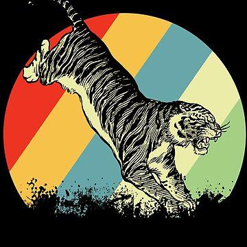 Tiger predator by GeschenkIdee