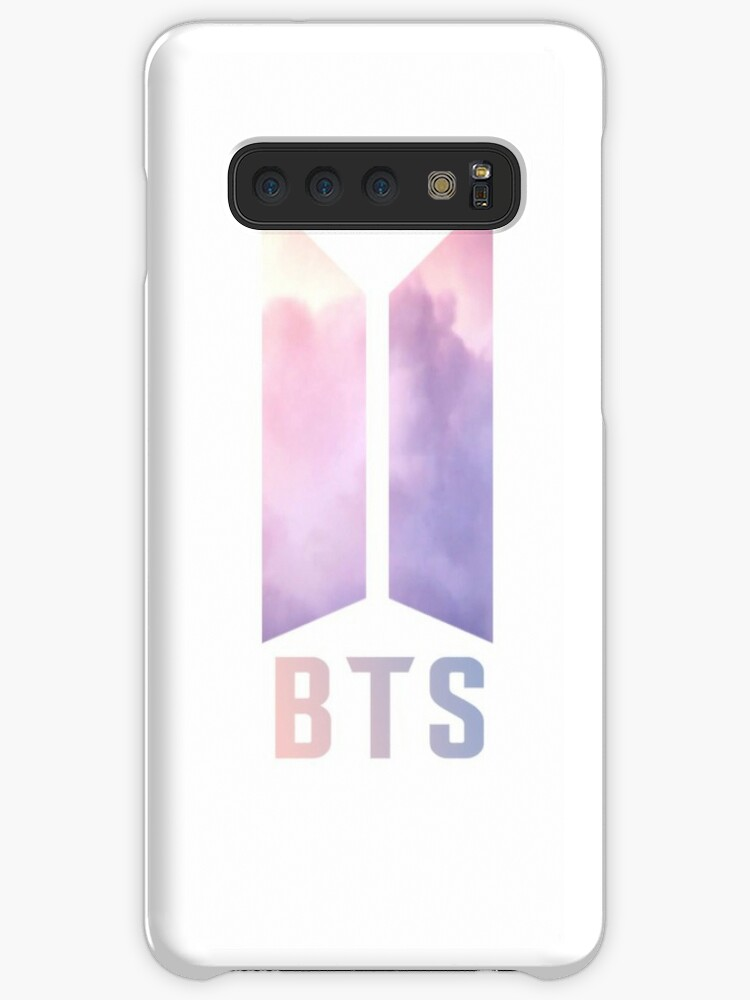 'Bts bangtan cloud logo' Case/Skin for Samsung Galaxy by K-WORLD UNIVERSE