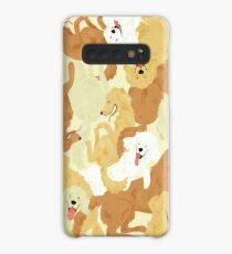 Golden retriever Case/Skin for Samsung Galaxy