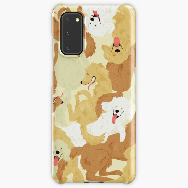 Golden retriever Samsung Galaxy Snap Case