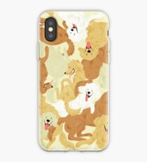 Golden Retriever iPhone-Hülle & Cover