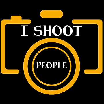 Photography - I Shoot People by design2try