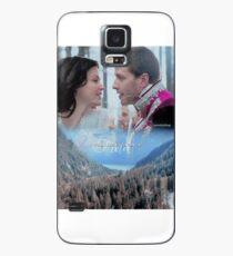 Snowing Hülle & Klebefolie für Samsung Galaxy
