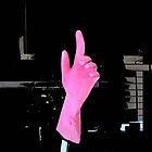 The Pink Glove by Albert