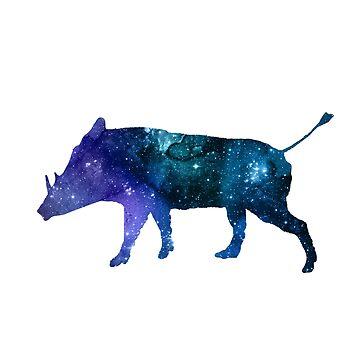 Warthog  by GwendolynFrost