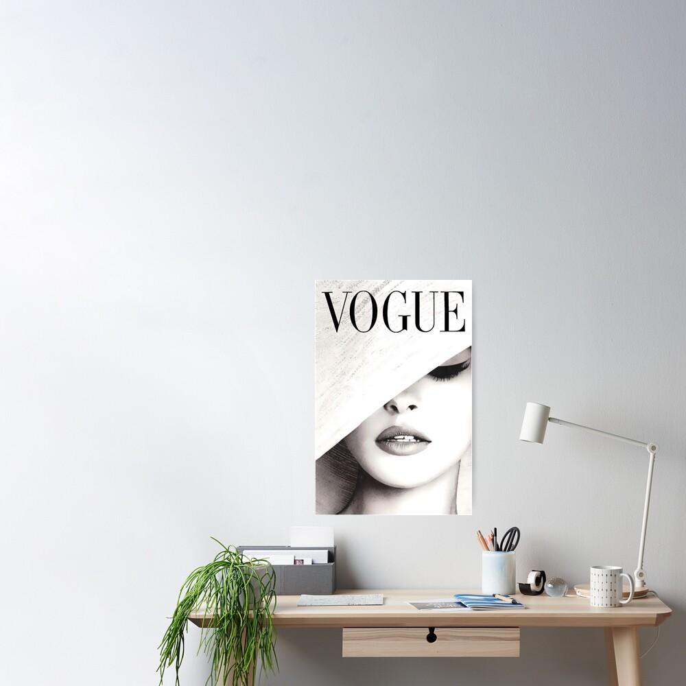 Vogue Covert Wall Art Poster