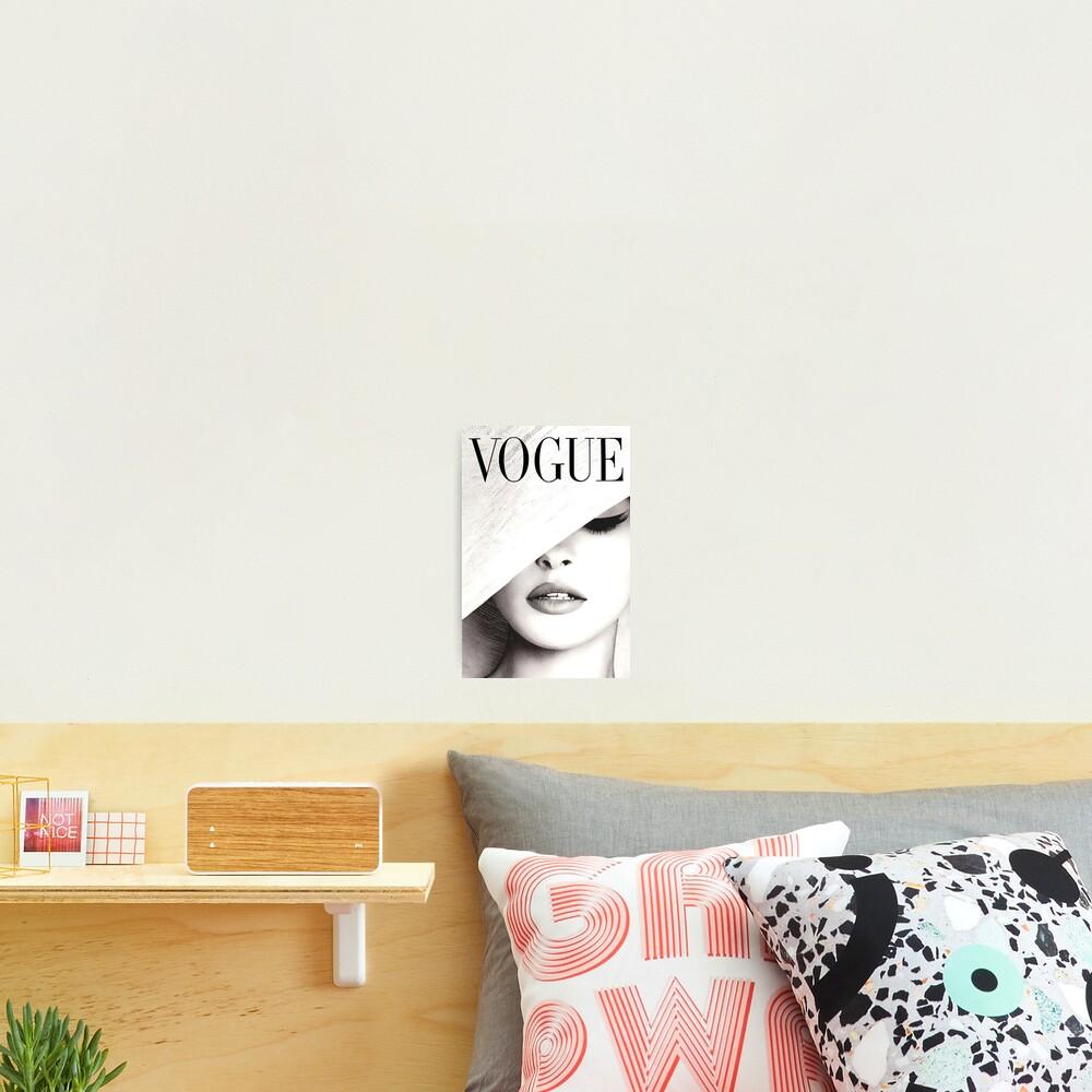 Vogue Covert Wall Art Photographic Print