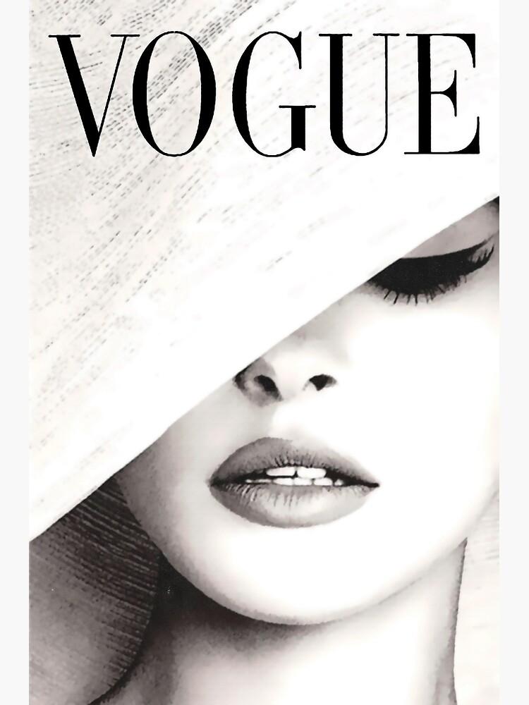Vogue Covert Wall Art by spameris86