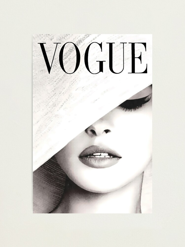 Alternate view of Vogue Covert Wall Art Photographic Print