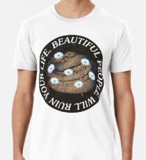 Die Wombats, schöne Menschen, ruinieren dein Leben Männer Premium T-Shirts
