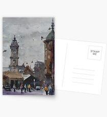 Ballarat railway station Postcards