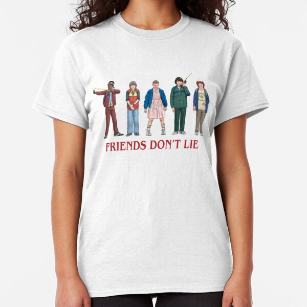 FRIENDS DON'T LIE - 2016 Classic T-Shirt