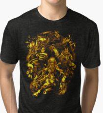 Four Horsemen of the Sci Fi Apocalypse Tri-blend T-Shirt