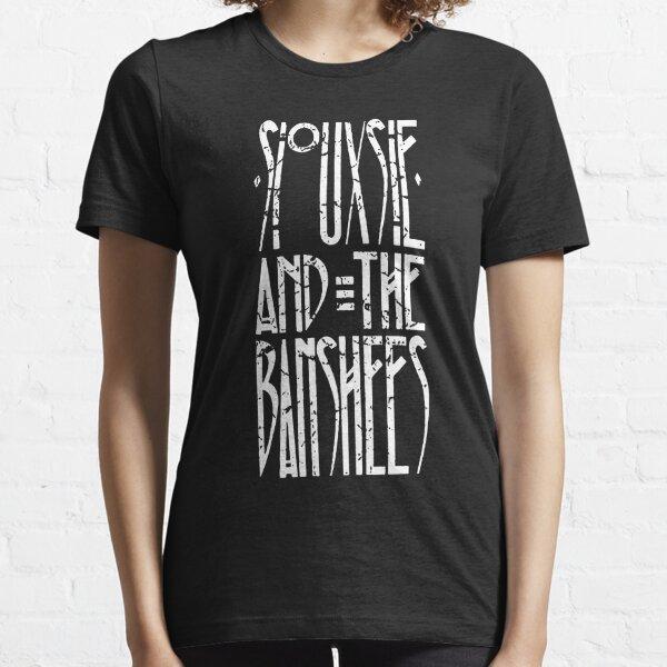 Souuxsie & The Banshees Logo  Essential T-Shirt