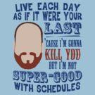 Whedon's Tweet by Jenni Heller