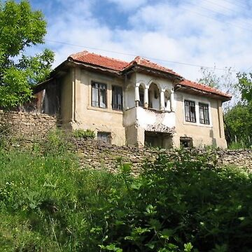 An Abandoned House in Barda, Romania by ZipaC