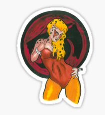 Cheetara Sticker