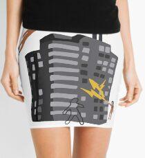 Rudy 2's Sweater Mini Skirt