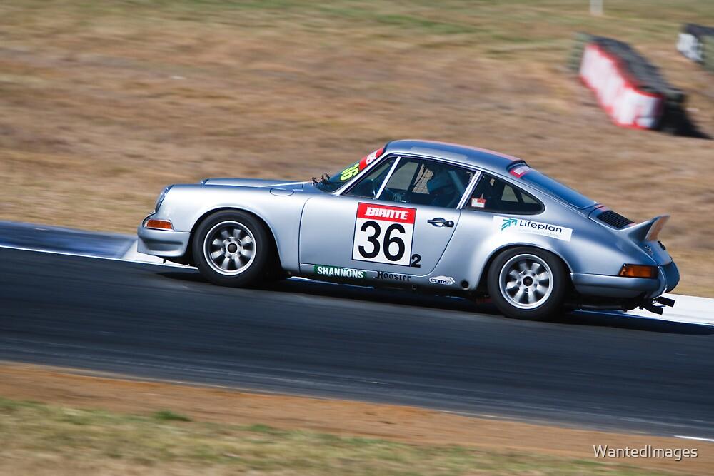 Mark Forgie - 1973 Porsche 911 RS by WantedImages