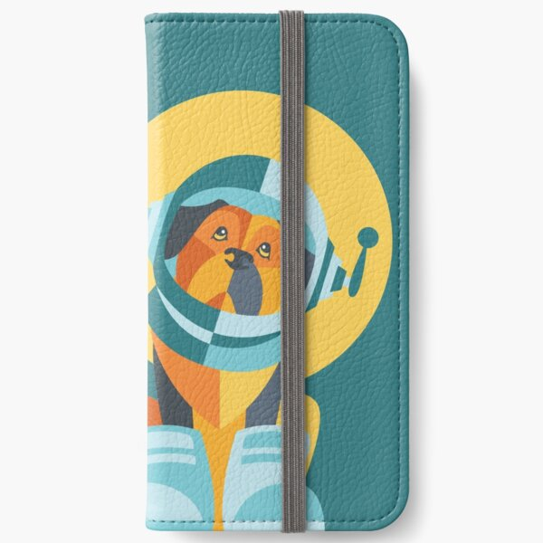 One Giant Leap for All Muttkind iPhone Wallet
