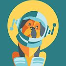 One Giant Leap for All Muttkind by goddammitstacey