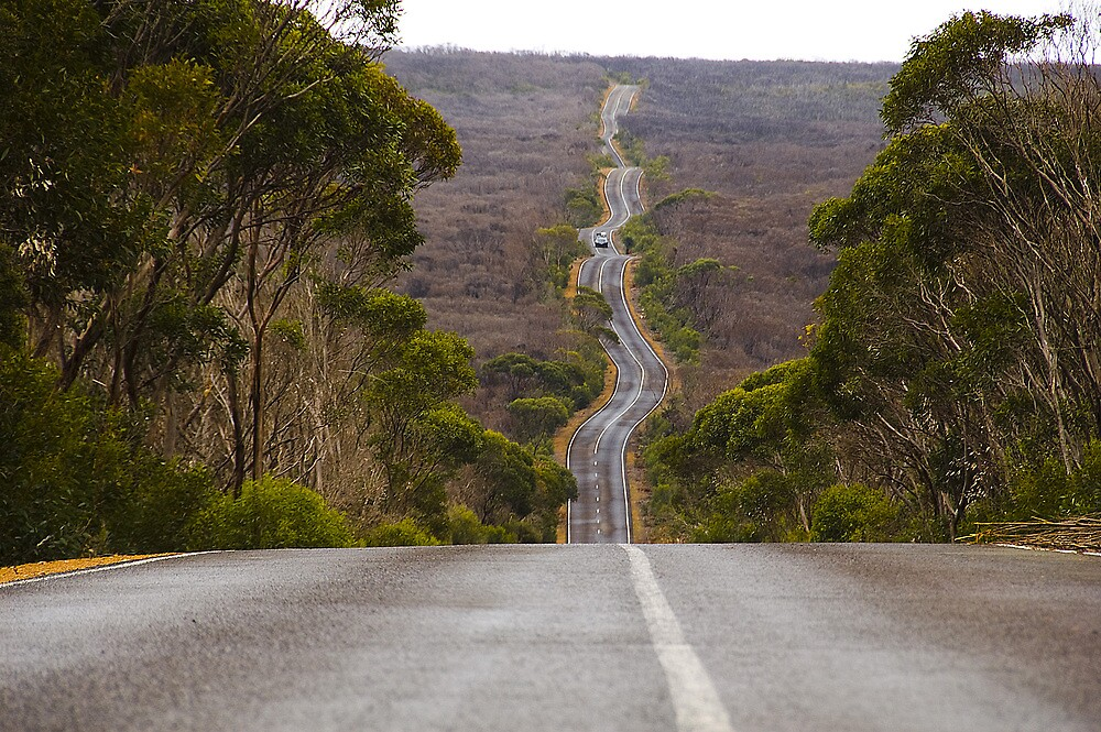 Long & Winding Road by Ryan Newton